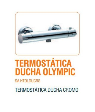 TERMOSTÁTICA DUCHA OLYMPIC