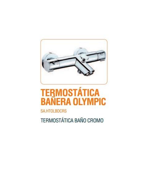 TERMOSTÁTICA BAÑERA OLYMPIC