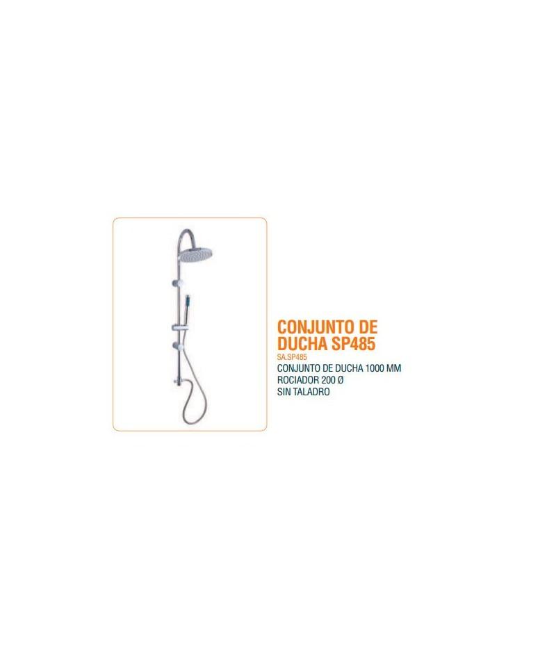 Conjunto de ducha sp485 comercial prados for Conjunto de ducha
