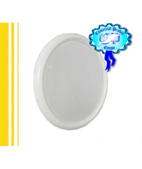Espejo de ba o redondo 620 comercial prados - Espejo redondo bano ...