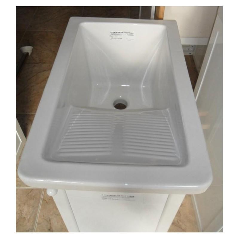 Pila lavadero y mueble comercial prados - Pilas de lavar con mueble ...