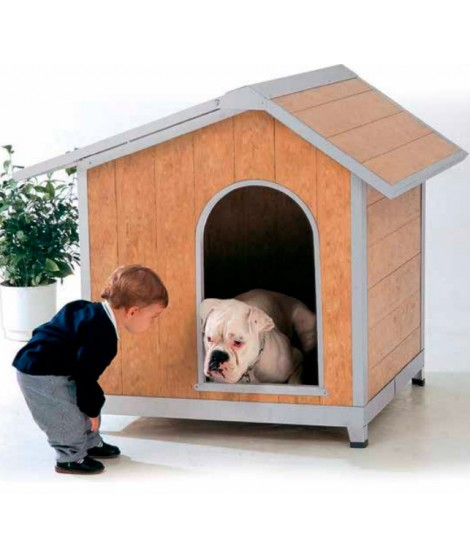 caseta para perro pvc comercial prados