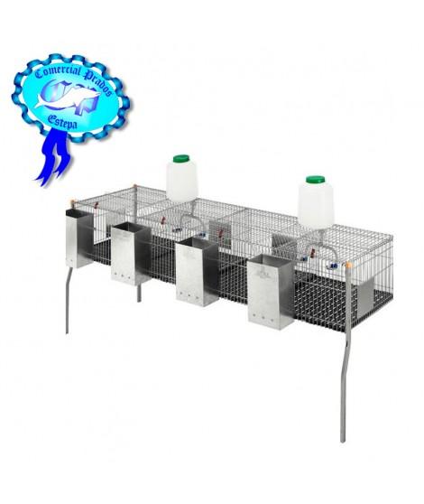 Jaula para Conejos Penta-2 Plast