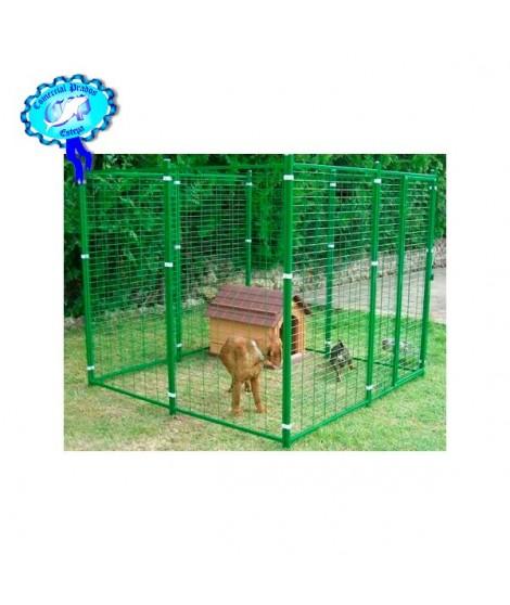 Parque planta para perros
