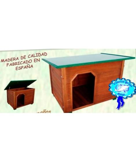 Caseta para perro modelo 037045