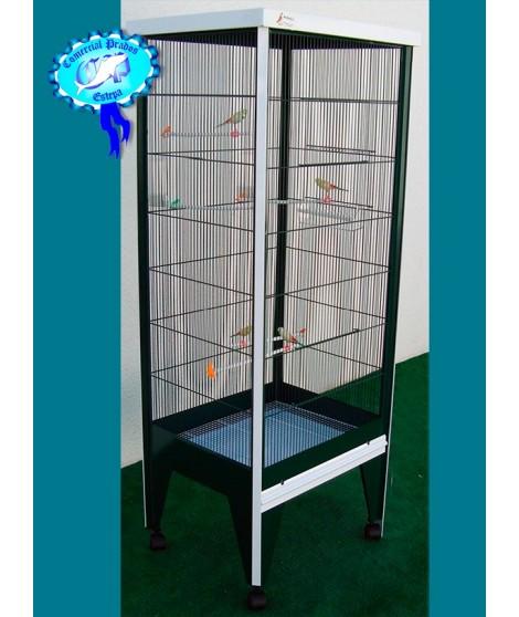 PAJARERA JARDIN TECHO DOS AGUAS Nº 5 Mod-050030