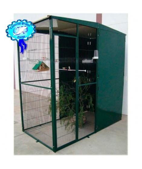 Voladero de 2 m2(2x1m) 3P. CORTA-VIENTOS 054040