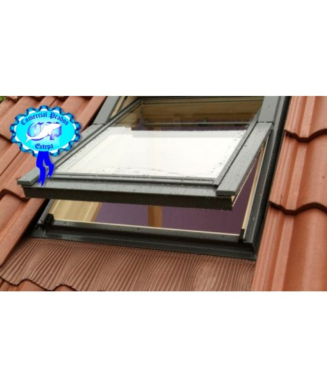 Ventanas para tejados baratas materiales de construcci n - Escaleras escamoteables baratas ...
