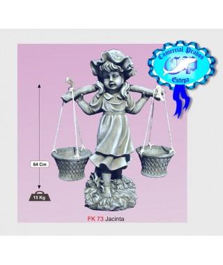 Estatua Jacinta