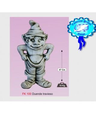 Estatua Duende Travieso