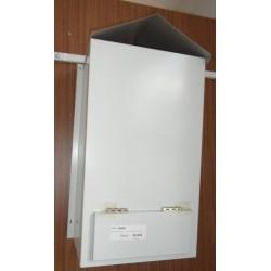 REF. 54069 Mueble para calentador 11 L. chapa lacada minimax pequeño