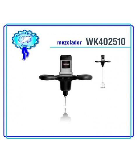 Mezclador WK402630, Werku
