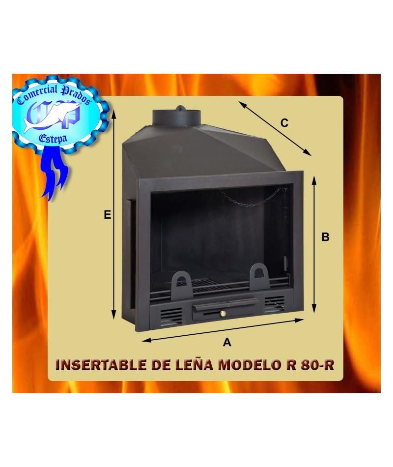 Comprar Chimenea Insertable Barata Comercial Prados - Modelos-de-chimeneas-de-obra