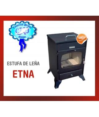 ESTUFA DE LEÑA ETNA  LS-110SP 9.0kw