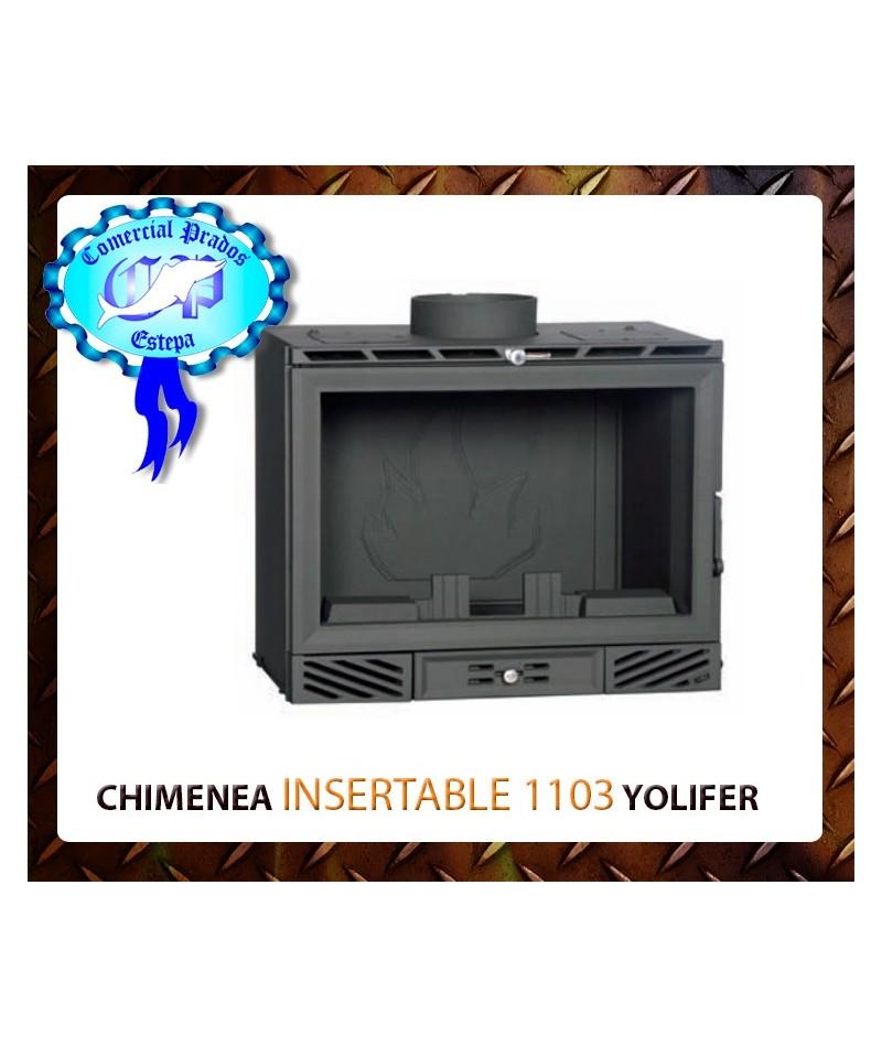 Comprar chimenea insertable de le a 1103 ferlux oferta barata - Chimeneas de etanol baratas ...