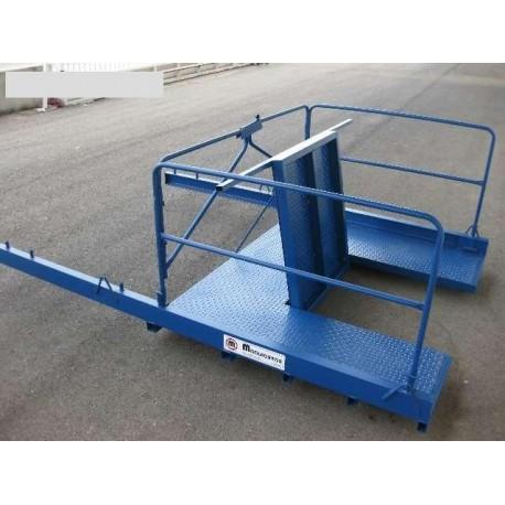 Ref. 56096 Plataforma forjado