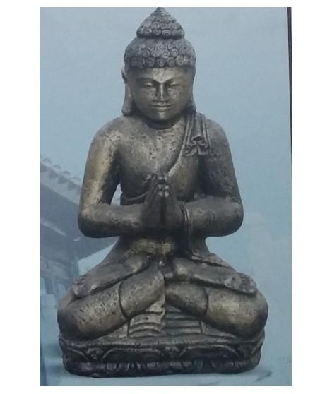 Figura de Buda Grande Metálico