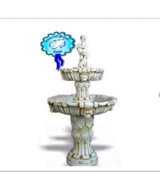 Fuentes para jardin comercial prados - Fuentes de piedra artificial ...