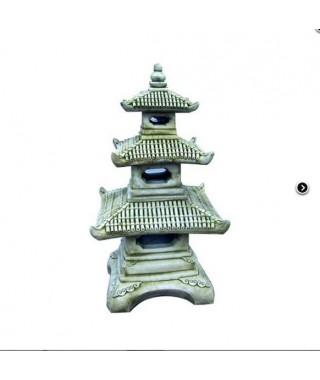 Pagoda Triple