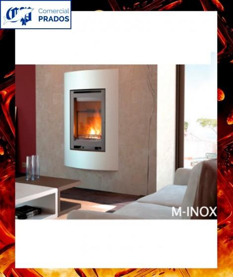Marco M-INOX 108 decorativo - FOCGRUP