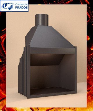 Hogar HO700 metálico - FOCGRUP