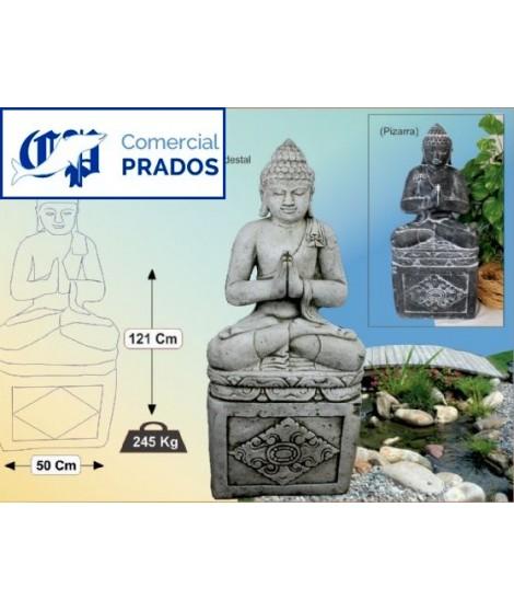 Buda Grande con Pedestal Croma