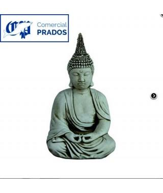 Figura de jardin Monje nazareno fabricada en piedra artificial