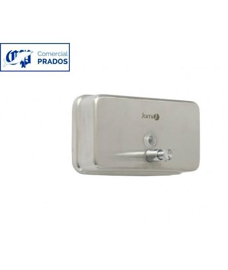 Dosificador de jabón. 1l. horizontal.