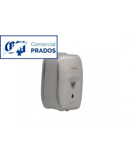 Dosificador jabon 1,2 l. automatico. inox satinado