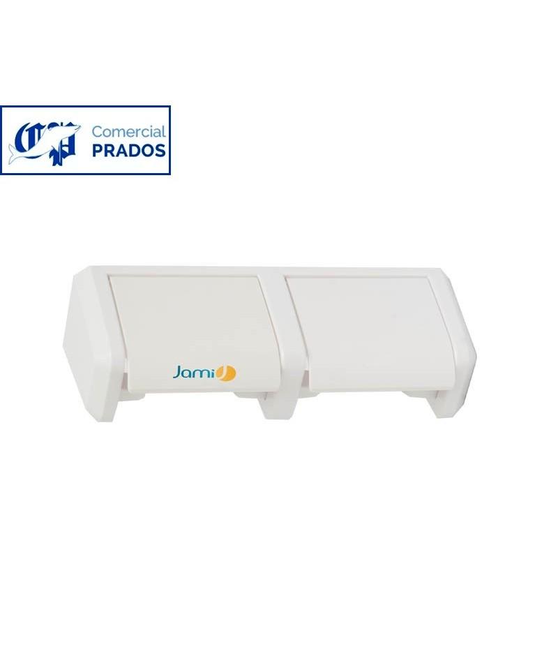 Portarrollos de papel higi nico dom stico doble for Portarrollos de papel higienico
