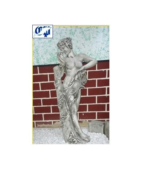 Figura de jardin Florai fabricada en piedra artificial