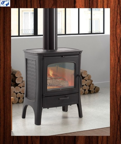 Estufa de hierro fundido Hergom E-20 N - 2008650
