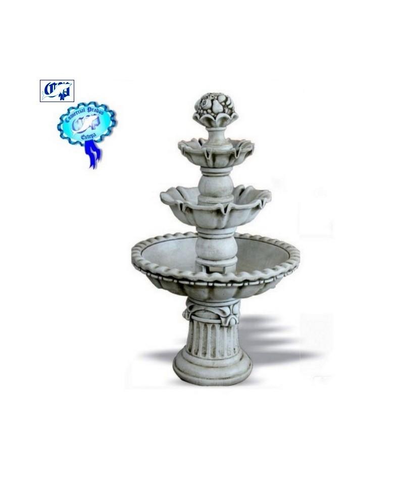 Fuente de jard n frutero comercial prados for Fuentes de jardin baratas