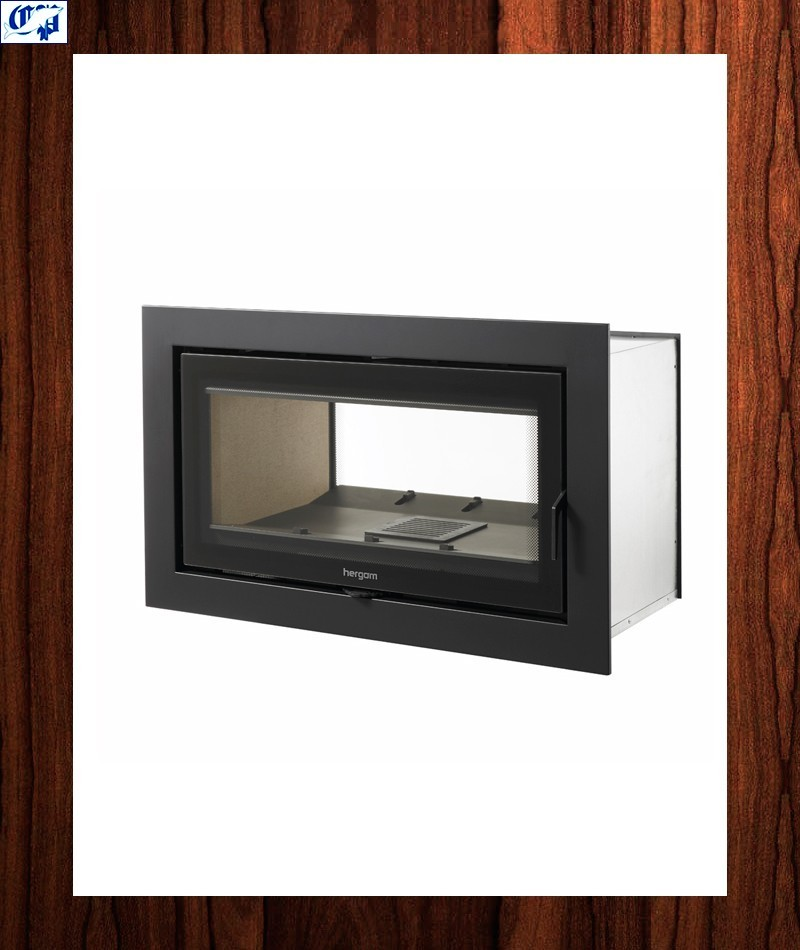 Cassette chimenea sere 100 2c f hergom 2010974 for Cassettes para chimeneas