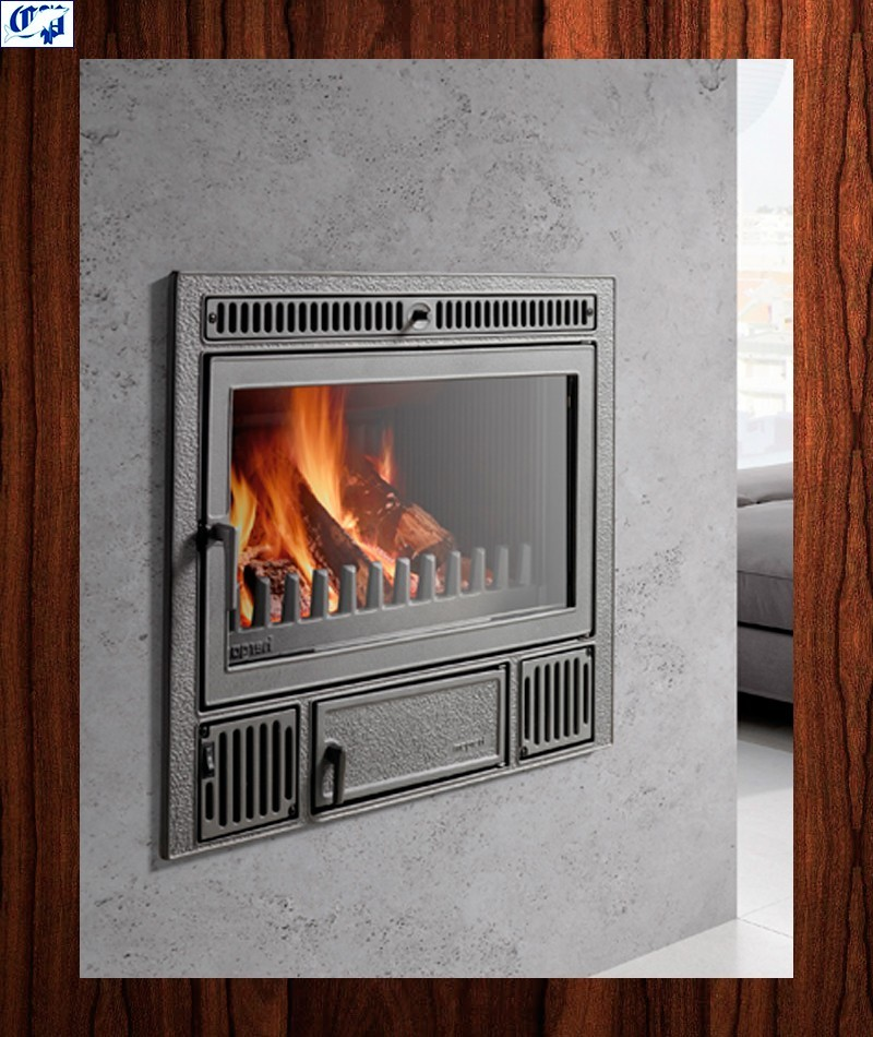 Chimenea c 3 70 hergom for Chimeneas insertables