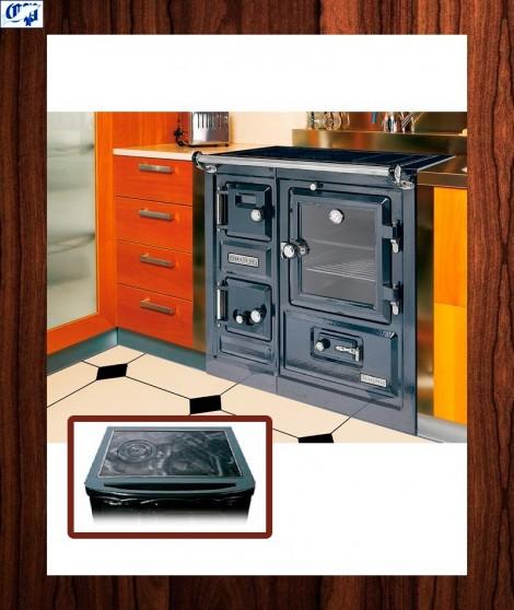 Cocina con encimera pulifer SAJA 7 hergom - 917425
