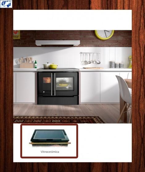 Cocina vitro practicable CARES Hergom - 520040
