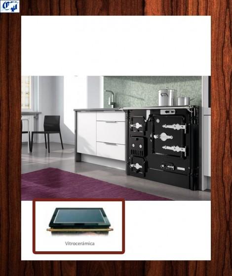 Cocina encimera clásica L-08 CC-VD Hergom - 518122