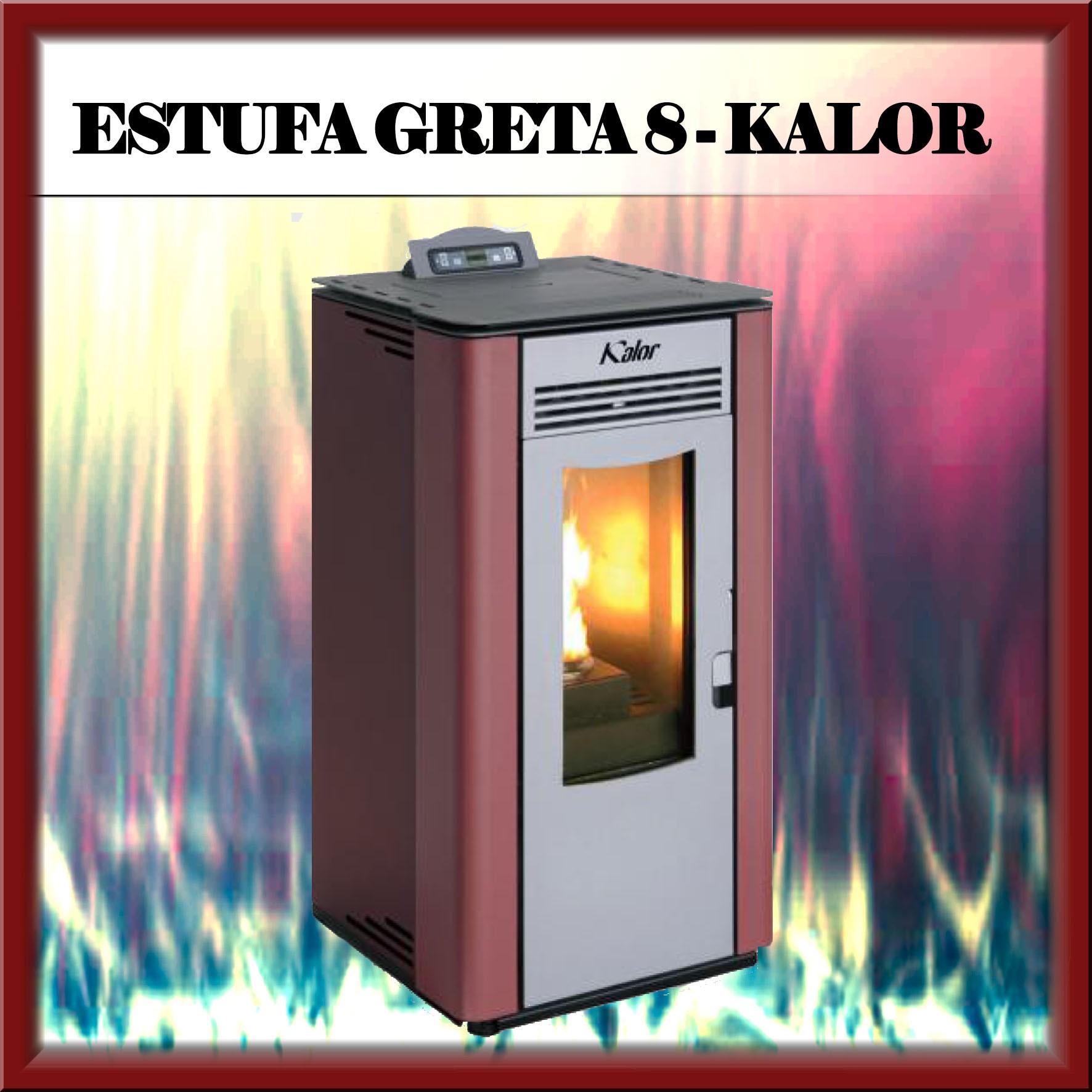 Estufas de pellets baratas estufa de pellets with estufas for Estufas de pellets baratas