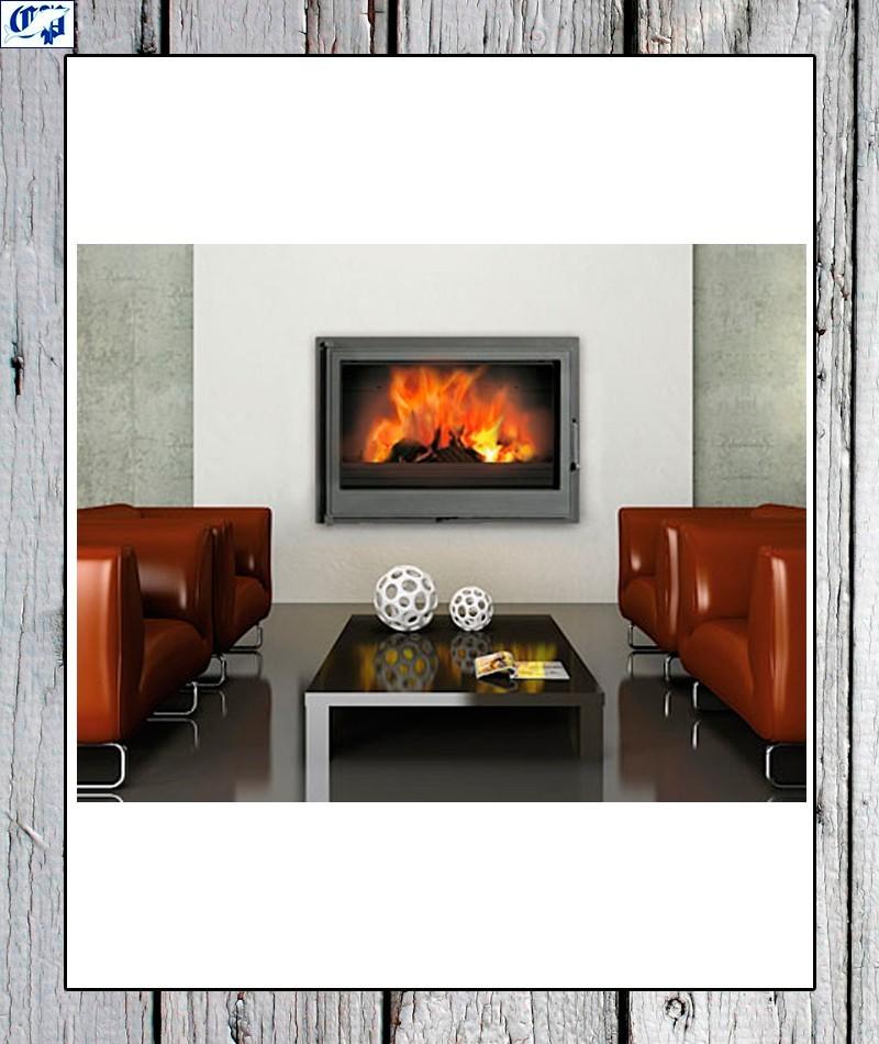 chimenea insertable de le a aire exterior c 18 ferlux On chimeneas insertables de lena precios