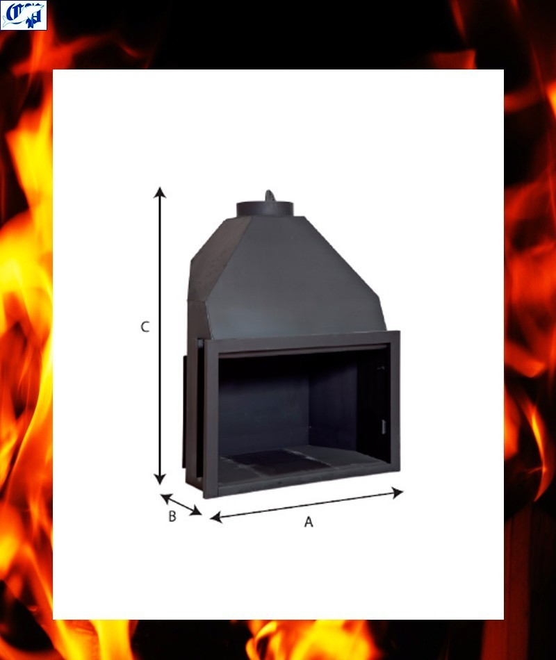 Comprar Chimenea Insertable As Barata
