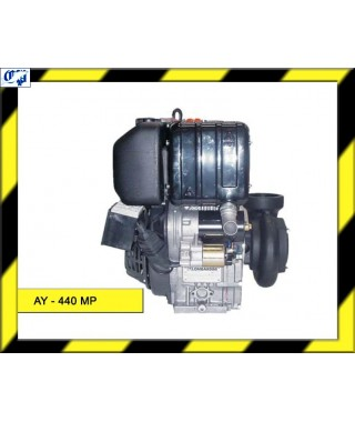 MOTOBOMBA LOMBARDINI DE PRESION DIESEL - AY-440 MP - AYERBE