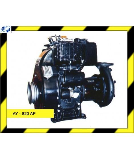 MOTOBOMBA LOMBARDINI DE PRESION DIESEL - AY-820 AP - AYERBE