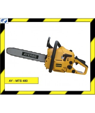 MOTOSIERRA PROFESIONAL - AY-MTS 480 - AYERBE
