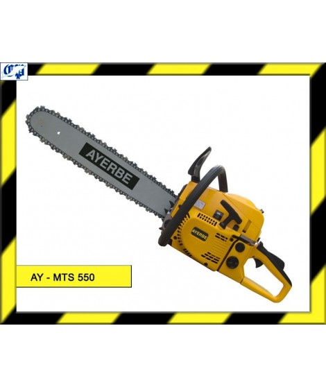 MOTOSIERRA PROFESIONAL - AY-MTS 550 - AYERBE