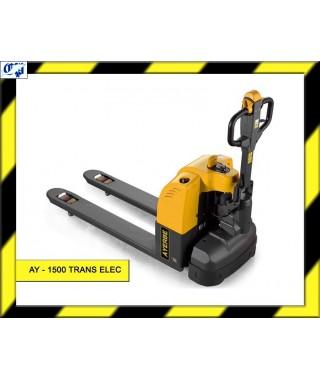 TRANSPALETA ELECTRICA - AY-1500 TRANS ELEC - AYERBE