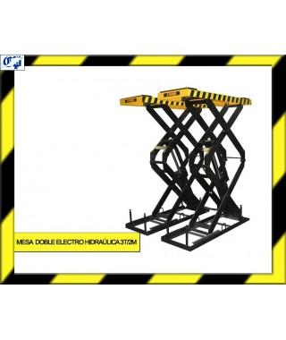 MESA DOBLE ELECTROHIDRAULICA 3 T / 2 M AYERBE