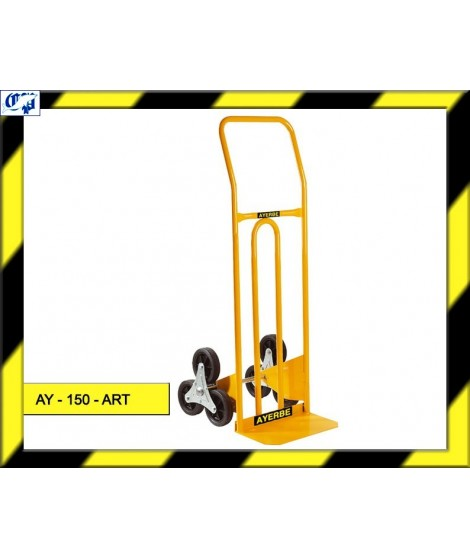 CARRETILLA  ARTICULADA AY - 150 - ART AYERBE