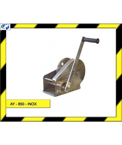 CABRESTANTE AY - 850 - INOX. AYERBE