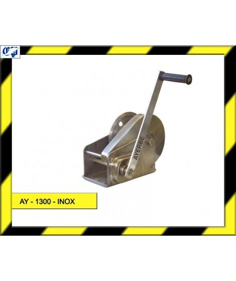 CABRESTANTE AY - 1300 - INOX. AYERBE